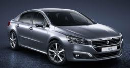 All New Peugeot 508