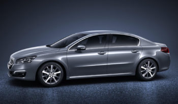 All New Peugeot 508 full