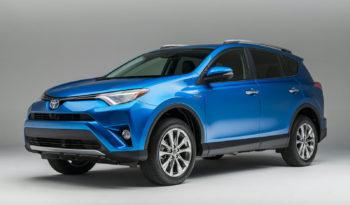 Toyota RAV4 SUV full