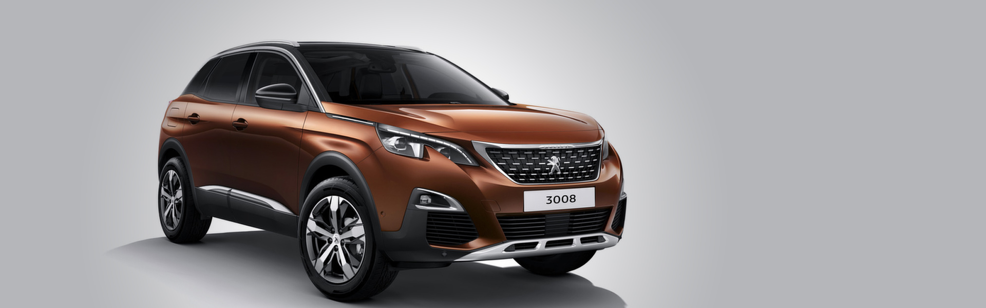 all new 3008