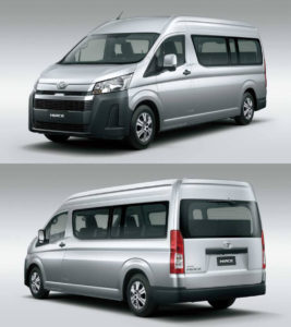 All New Hiace