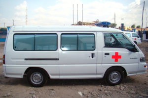 Kaura Ambulance Mitsubishi new 002