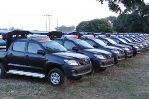 Kaura Patrol new Van