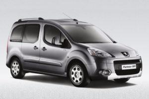 Kaura Peugeot Partner B9