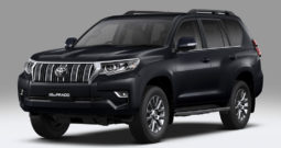Land Cruiser Prado Promo