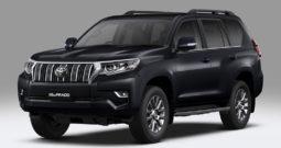 Land Cruiser Prado Promo