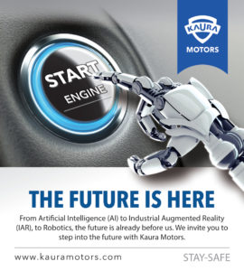 Kaura Motors Future Advert Site